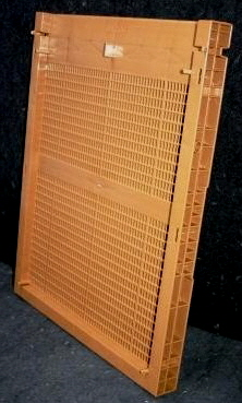 Varroa mesh floor - full hard plastic - injection moulded!